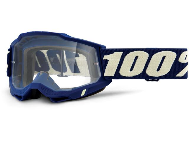 100% Accuri Anti-Fog Goggles Gen2, azul